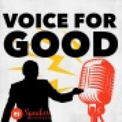 Voice For Good podcast thumbnail